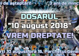 Teodor Mărieș, despre Dosarul 10 August: Marea problemă este la Secția Parchetelor Militare. Cine o manipulează, politic și militar?