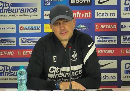 Ce spune Gigi Becali despre presupusele tensiuni dintre el și Edi Iordănescu
