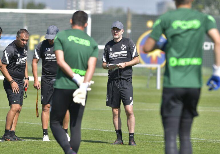 FCSB va avea un căpitan surpriză la derbiul cu Dinamo