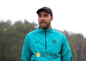 Cum se prezintă Christian Eriksen la aproape două luni distanță de la stopul cardiac suferit pe teren la EURO 2020