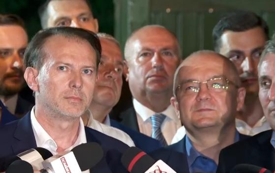 Biroul Politic Naţional al PNL, convocat pentru sâmbătă de tabăra Cîţu