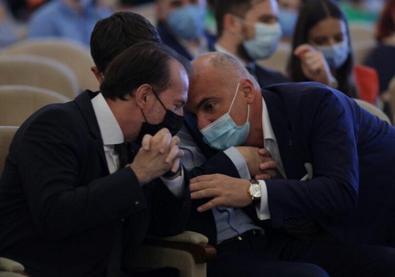 Rareș Bogdan: Suntem pregătiți să negociem cu USR PLUS, dar la Florin Cîțu nu renunțăm