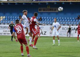Liga 1 | UTA Arad urcă pe podium