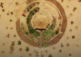 Marele Zid Verde: Ce sunt grădinile circulare şi la ce ajută