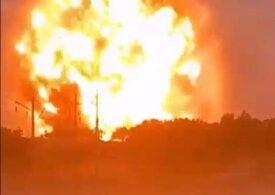 Explozie la un depozit de muniţii în Kazahstan: 60 de răniţi şi mai multe sate evacuate (Video)