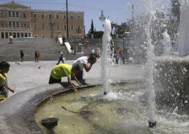 Grecia este lovită de cea mai gravă caniculă din ultimii 34 de ani