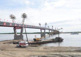 Prima cale ferată peste apă între China și Rusia e gata, după 7 ani de lucrări (Video)