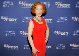 Actrița Kathy Griffin are cancer