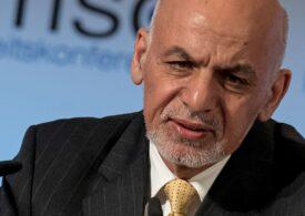 Ashraf Ghani, preşedintele afgan fugar, se află cu familia în Emiratele Arabe Unite