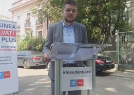 Se anunță un nou proiect politic în USR PLUS pentru alegerile interne. Îl va  susține pe al treilea candidat la șefia formațiunii