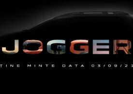 Jogger, cel mai nou model de la Dacia