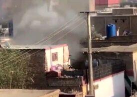 Explozie puternică la Kabul: O rachetă a lovit o casă. Un copil a murit, iar talibanii spun că un atac al armatei americane a vizat o persoană care voia să detoneze o bombă la aeroport - UPDATE