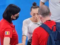 JO 2020 | Larisa Iordache s-a retras din finala la bârnă