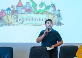 Tânărul din Odorheiu Secuiesc care salvează legendele locului cu ajutorul desenelor animate (Galerie foto & video)