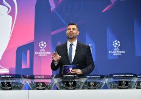 Grupe incendiare în sezonul 2021/2022 al Ligii Campionilor