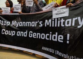 100 de jurnaliști au fost arestați în Myanmar după lovitura de stat