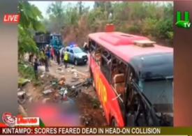 Accident cu 40 de morți într-o țară din Africa