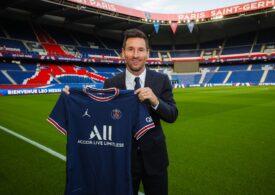 Lionel Messi a semnat cu PSG - oficial