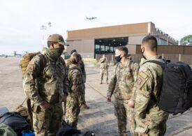Armata americană a început retragerea de pe aeroportul din Kabul