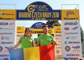 Doi români, la startul etapei a patra din Campionatul European de Raliuri
