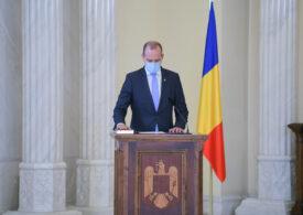 Vîlceanu a depus jurământul ca ministru de Finanțe. Iohannis nu a dat mâna cu el, iar totul a durat doar 3 minute