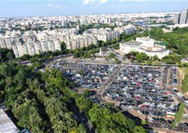 Peste 900 de maşini ridicate în Sectorul 4, în ultima lună