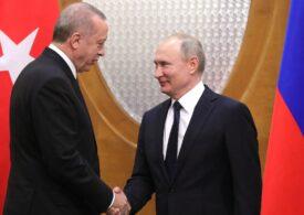 Putin și Erdogan au făcut un plan comun pentru Afganistan