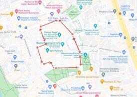 Sunt restricţii de trafic în centrul Capitalei pentru un eveniment de karting electric. Continuă şi proiectul Străzi Deschise