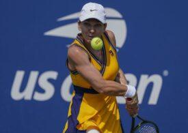 Simona Halep s-a calificat în turul trei la US Open 2021