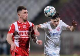 FCSB a mărit oferta pentru Deian Sorescu