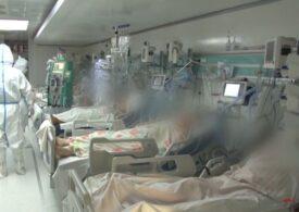 La spitalul 'Victor Babeş' din Timișoara a fost dublat numărul paturilor pentru pacienţii cu COVID