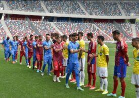 Steaua, pe primul loc în clasamentul Ligii a 2-a