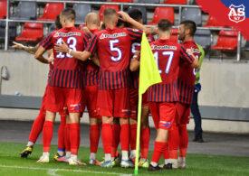O nouă victorie pentru Steaua în Liga 2