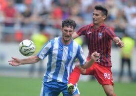Victorie la scor pentru Steaua în Liga 2
