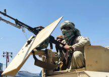 Talibanii au