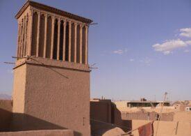 Turnurile de vânt: Într-o lume tot mai fierbinte, răspunsul ar putea fi arhitectura antică persană