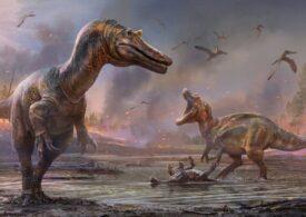 Stârcul din iad cu față de crocodil și coarne, un nou dinozaur descoperit în Marea Britanie
