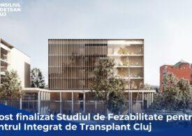 La Cluj se pregătește un Centru Integrat de Transplant, proiect unic în România și sud-estul Europei