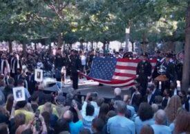 SUA au marcat 20 de ani de la 9/11, cu ceremonii emoționante și mesaje de unitate. Singurul care a făcut notă discordantă a fost Trump (Video)