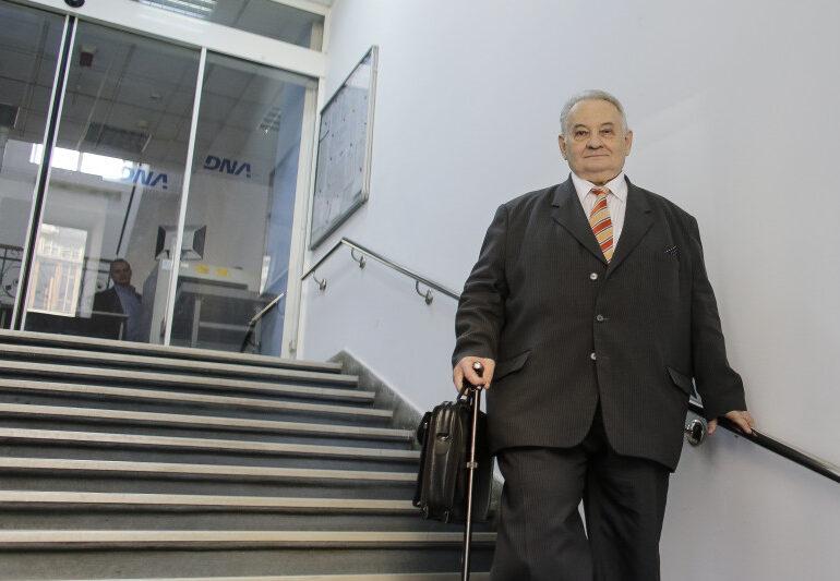 Dosar Grivco: Academicianul Alexandru Bogdan, condamnat cu suspendare pentru un prejudiciu evaluat de DNA la 3,7 milioane euro
