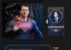 Cîțu e din nou Superman, după ce a câștigat președinția PNL