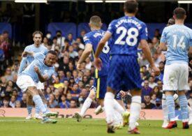 Manchester City își ia revanșa în fața lui Chelsea după eșecul din finala Champions League din luna mai