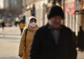 Creștere rapidă: Rata de infectare Covid-19 a trecut de 4 la mie, în Capitală