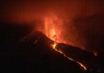 Lava vulcanului