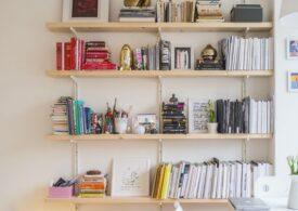 Ce poți face cu volumele de cărți pe care nu le mai citești?