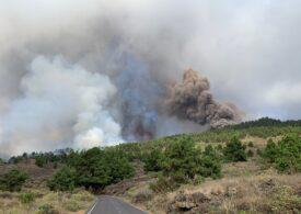 Erupție vulcanică pe insula spaniolă La Palma din arhipelagul Canare (Video)