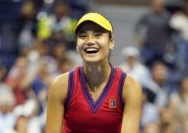 Mesaj emoționant transmis de Regina Angliei pentru Emma Răducanu, noua campioană de la US Open