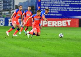 Verdictul lui Ion Crăciunescu după cea mai controversată fază de la meciul FC U Craiova - FCSB