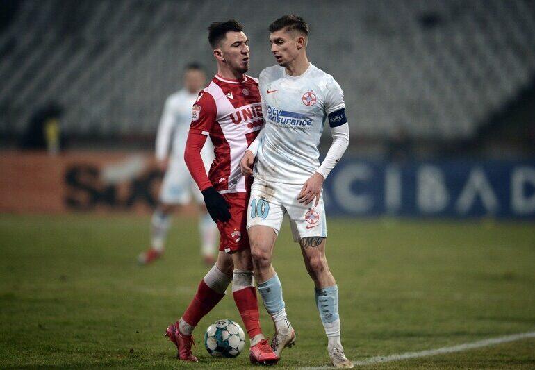 Dinamo și-a găsit un nou antrenor după eșecul cu 6-0 din derbiul cu FCSB: Cine e favorit să preia echipa