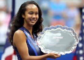 Declarații cu lacrimi în ochi făcute de Leylah Fernandez, după eșecul în fața Emmei Răducanu în finala US Open 2021